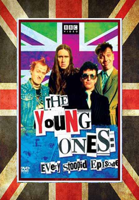 The Young Ones - Complete Series